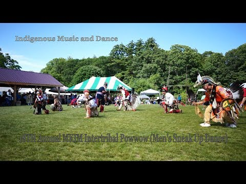 Indigenous Music and Dance in North America thumbnail