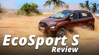 Ford EcoSport S Review: Most Powerful EcoSport On Sale