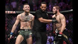 Em câmera lenta, os melhores momentos do UFC 229