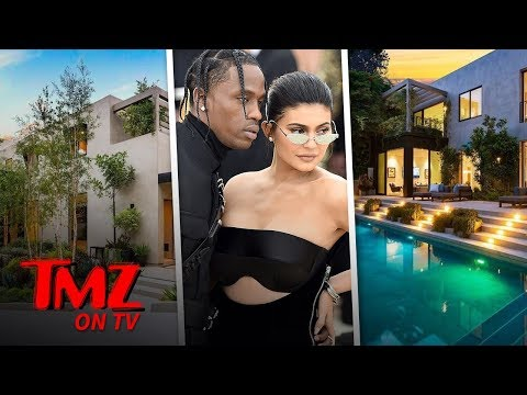 Kylie & Travis Go Halfsies On A Home Together!   TMZ TV