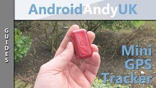 Mini GPS Tracker (For Car, Motorbike, Bicycle, Pet, Elderly, Children)