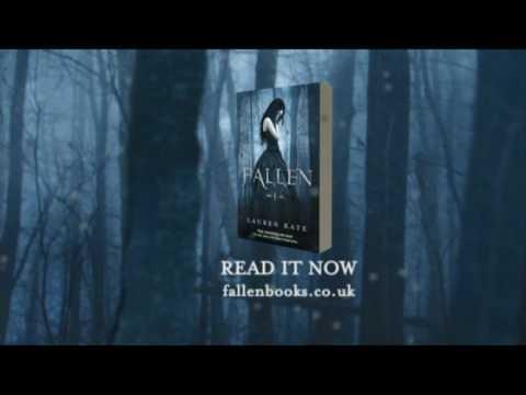 FALLEN by Lauren Kate - the official UK trailer