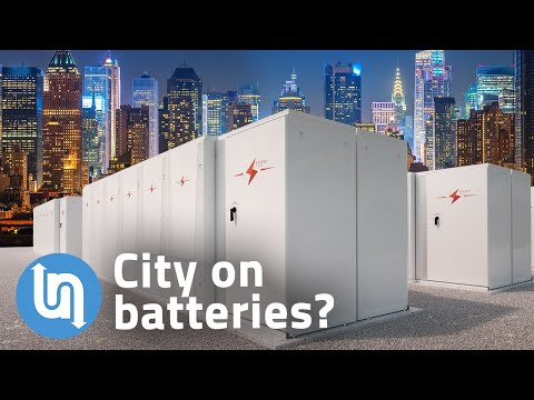 The truth about battery-powered cities and renewable energy
