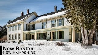 video of 422 riverdale road   new boston new hampshire real estate homes