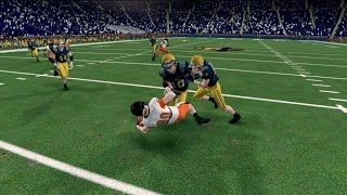 *#25 NATIONALLY RANKED LINEBACKER TYRELL WHITE FIRST GAME HIGHLIGHTS* NCAA 14 I THE GRIND I EP 2