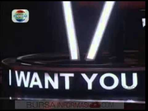 Billy Simpson   The Voice Indonesia Blind Audition, One U2   Bursainformasi