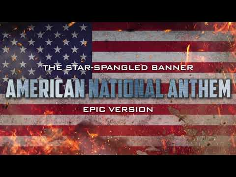 American National Anthem | The Star-Spangled Banner | Epic Version