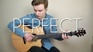 Perfect Played on Acoustic Guitar MP3