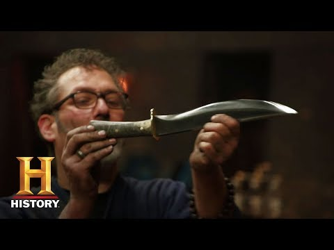 Forged in Fire: Bladesmithing 101: Types of Steel | History