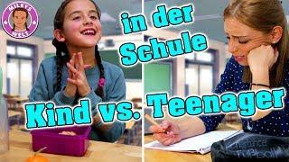 Kind vs. Teenager - in der Schule | Mileys Welt