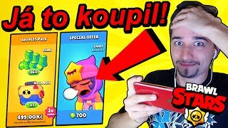 LEGENDARY SANDY 700 GEMU a NEW LONE STAR MODE! | Brawl Stars CZ/SK Jakub Destro