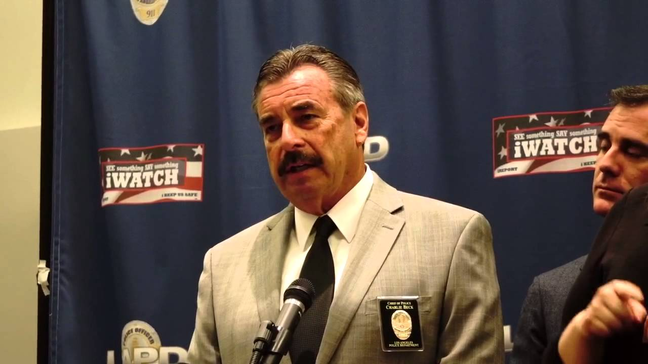 Download LAPD Chief Says Video of Police Killing Isn't Enough