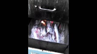 File Cabinet Smoker: Feliesha Doin Work