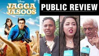 Jagga Jasoos Movie Public Review | Ranbir Kapoor, Katrina Kaif
