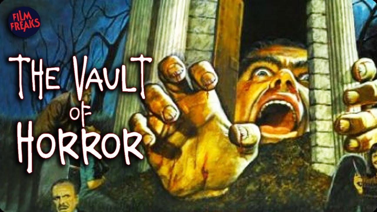 THE VAULT OF HORROR (1973) Full Movie | EC COMICS BEST HORROR MOVIE ADAPTATION