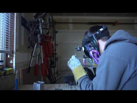 Tig Welding Aluminum 5356 vs 4043 Filler Rod