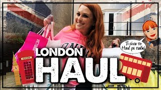 London HAUL | Sissy Christidou