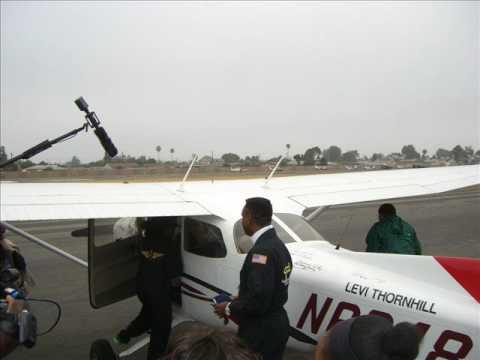 Teen Pilots Dream Takes Flight