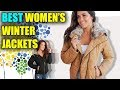 Best Winter Jackets Women's - Winter Long Coats For Ladies