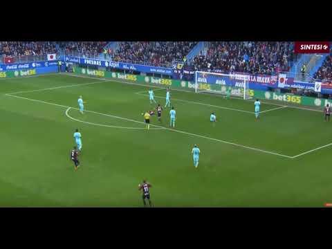 Barcelona Derrota Al Eibar