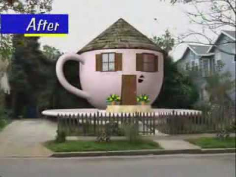 Madtv extreme makeover home edition deluxe extreme How to do a home makeover