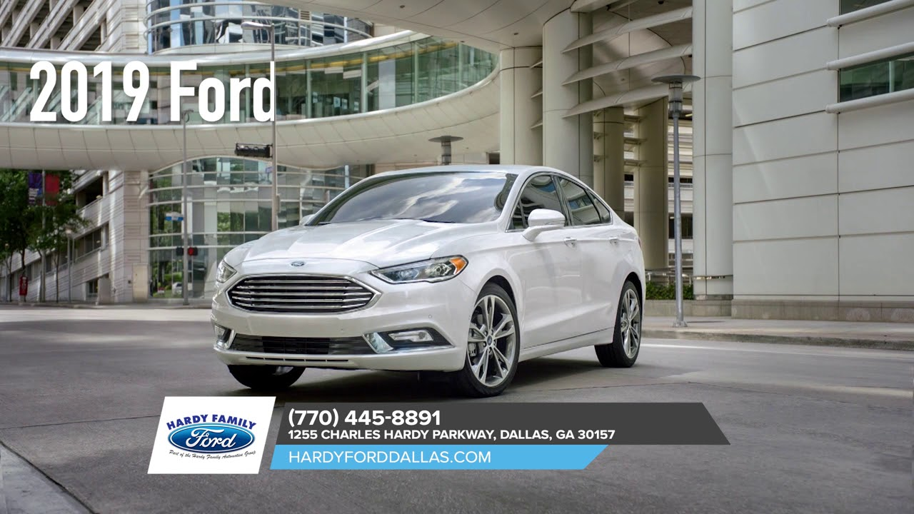 Ford Dealers In Ga >> Ford Dealership Dallas Ga Ford Dallas Ga