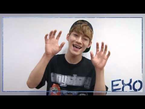 dodolpop EXO Chen Video alarm Morning call