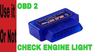 What is OBD 2  || Should we use cheap OBD 2 bluetooth scanner in car or not ?