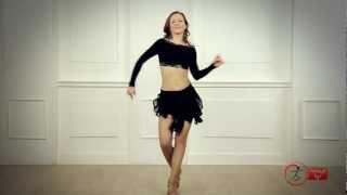 Школа танцев «Танцуй Тут» — клубная латина (соло)