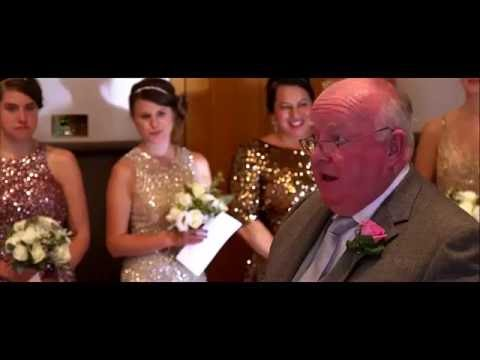 Lindsay Hadden & James Wise Wedding - Highlights