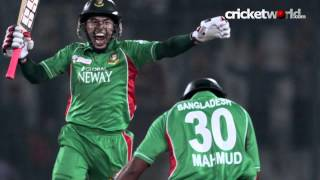 Cricket Video - Asia Cup 2012 - Bangladesh Too Good Despite Tendulkar Ton - Cricket World TV
