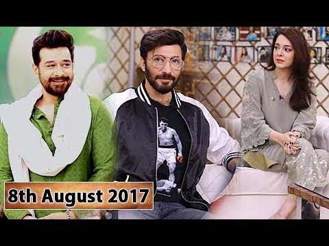 Salam Zindagi With Faysal Qureshi Guest: Aijaz Aslam  - 8th August 2017 - Ary Zindagi