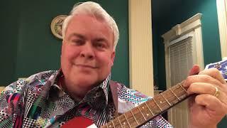 my new bonanza american baritone ukulele!