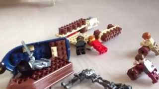 LEGO krigen the movie del 2