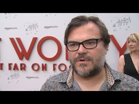 Making 'Don't Worry,' Jack Black gained perspectives on alcoholism, recovery