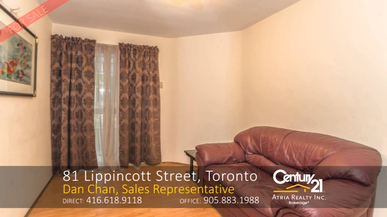 81 lippincott street toronto home for sale by dan chan sales representative