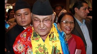 KP Sharma Oli elected Nepal's new Prime Minister