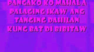 Ikaw Ang Dahilan By: Repablikan