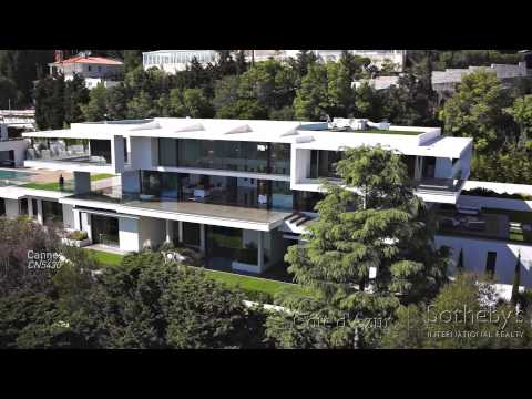 [TRAILER] Luxury Contemporary Property for Sale in Cannes Californie