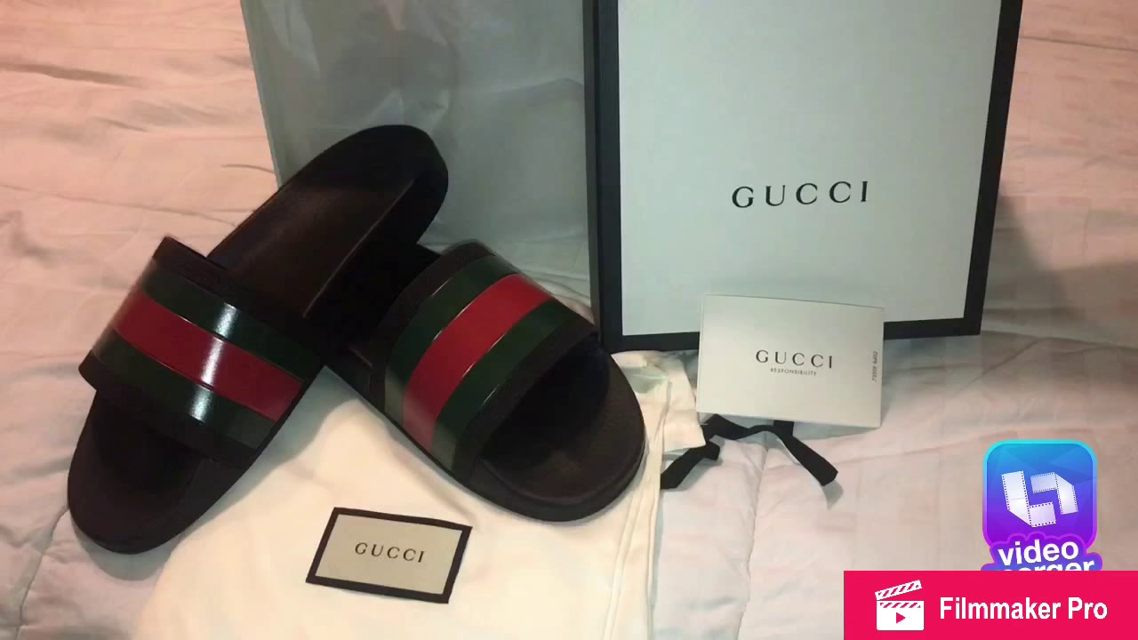 cb254cf23 SAKS FIFTH AVENUE. Gucci sandals - YouTube
