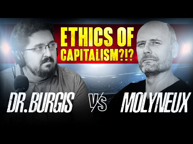 Ethics of Capitalism (Ben Burgis VS Stefan Molyneux Debate)