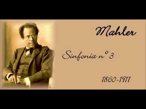 "Mahler ""Symphony No 3"" Heinz Rögner"