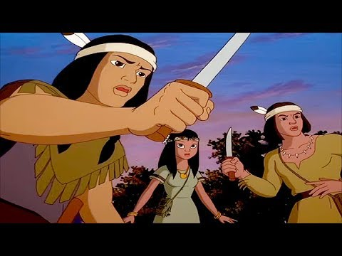 A NEW FRIEND | Pocahontas | Full Episode 2 | English