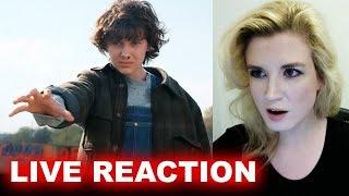 Stranger Things Season 2 Final Trailer REACTION