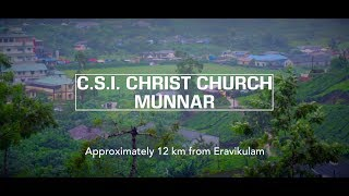 C.S.I. Christ Church, Munnar | Nearby attractions, Eravikulam