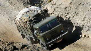 Колеса войны  На каких автомобилях сейчас ездит российская армия