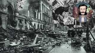 Haben sie schon einmal den boden unter füssen verloren? in italien bebt die erde, ein tsunami zerstört, was dem erdbeben noch stirn geboten hatte. da...