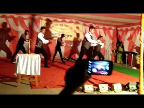 Main hoon hero tera dance for kv samastipur boys