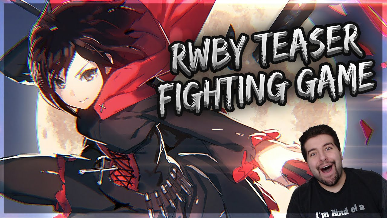 A New Rwby Fighting Game Reaction To The Twitter