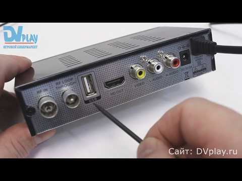 World Vision T62A - обзор DVB-C/T2 ресивера